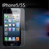 Folie sticla protectie ecran IPhone 5/5S/5C - 0.3 mm - Folie de protectie Apple