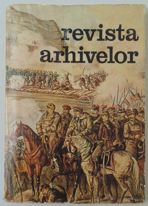 Revista Arhivelor, nr.2, 1977 foto mare