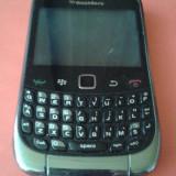 Telefon mobil Blackberry 9300  stare foarte buna, Negru, 1 GB