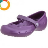 Balerini CROCS Girls Alice purple - marime J2 (35)
