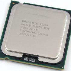 Procesor Intel Core 2 Quad Q8300 2.5GHZ 4MB cache FSB 1333MHZ socket LGA775 (BO) - Procesor PC Intel, Numar nuclee: 4, 2.5-3.0 GHz