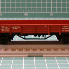 Vagon platforma marca Marklin scara HO_3 - Macheta Feroviara