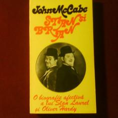 Johm McCabe Stan si Bran. O biografie afectiva a lui Stan Laurel si Oliver Hardy - Carte Cinematografie