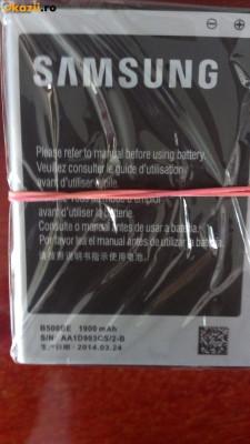 Acumulator Samsung Galaxy S4 mini I9195  cod B500AE  B500BE SWAP foto