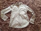 Camasa, camasuta maneca lunga, army style, khaki, 12-14 ani, 152-158 cm, baieti