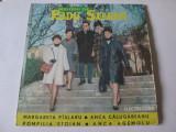 """VINIL 7"""" MELODII DE RADU SERBAN:M.PISLARU,A.CALUGAREANU,P.STOIAN,A.AGEMOLU"""