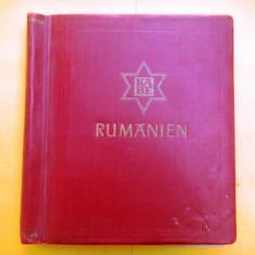 BRIEFMARKEN ALBUM KABE ROMANIA Clasor timbre