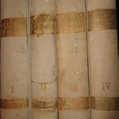 Enciclopedia Romaniei vol.1+2+3+4 -/an 1938- Gusti