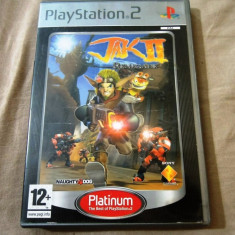 Joc Jak II Renegade, PS2, original, 33.99 lei(gamestore)! - Jocuri PS2 Sony, Actiune, 12+, Single player