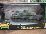 3013.Macheta tanc British Challenger II  scara 1:72