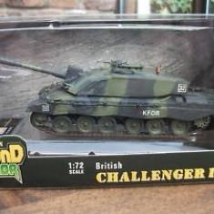 Macheta tanc British Challenger II  scara 1:72