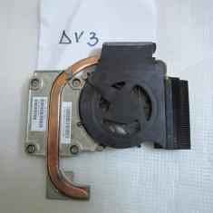 Cooler RADIATOR + VENTILATOR LAPTOP HP dv3-2000 CQ35 Series - Cooler laptop