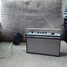 Radio portabil vintage Blaupunkt Lido, stare excelenta. - Aparat radio