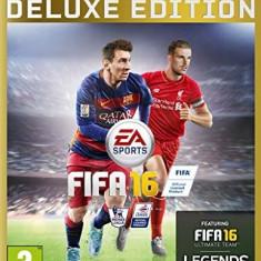 FIFA 16 Deluxe Edition Xbox One sigilat - Jocuri Xbox One, Sporturi, 3+