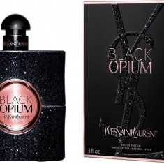 Yves Saint Laurent Black Opium Made in France - Parfum femeie Yves Saint Laurent, Apa de parfum, 90 ml
