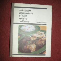 Minuturi alimentare si alte retete culinare - Lucretia Oprean