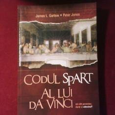 James L. Garlow Peter Jones Codul spart al lui da Vinci - Carte paranormal