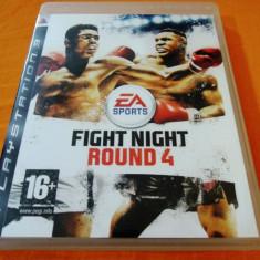 Joc Fight Night Round 4, PS3, original, alte sute de jocuri! - Jocuri PS3 Ea Sports, Sporturi, 16+, Multiplayer