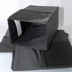 Set de 4 cutii pliabile pentru pastrarea pantofilor, Culoare: Din imagine