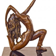 STATUETA BRONZ - sculptura reproducere