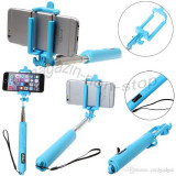 Selfie Stick Cu Declansator Wireless Si Zoom M2
