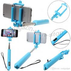 Selfie Stick Cu Declansator Wireless Si Zoom M2