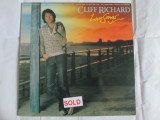 VINIL L.P. EMI ORIGINAL CLIFF RICHARD ALBUMUL LOVE SONGS 1981, emi records