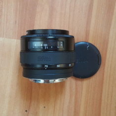 Obiectiv Sigma zoom master 35-70 Sony Alpha Minolta - Obiectiv DSLR Sigma, Minolta - Md