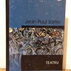TEATRU de JEAN -PAUL SARTRE - Carte Teatru