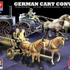 + Macheta 1/35 Academy 35006 - German CART CONVOY (2 in 1) + - Macheta auto