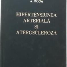 A. Moga - Hipertensiunea arteriala si ateroscleroza (1970)