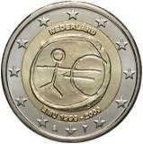 OLANDA 2 euro comemorativa 2009-EMU, UNC