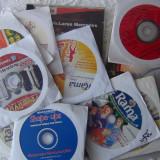 CD-uri  programe PC