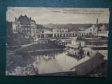 Vizakna - Baia Ocna - Ocna Sibiului - Vedere veche