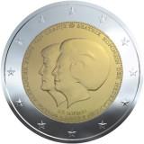 OLANDA 2 euro comemorativa 2013-Abdicare, UNC