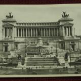 carte postala - Roma Monumentul Victor Emanuel II / V. Emmanuel II - necirculata