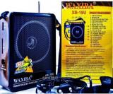 Mini BOXA Waxiba cu Afisaj MP3 SI RADIO FM portabila