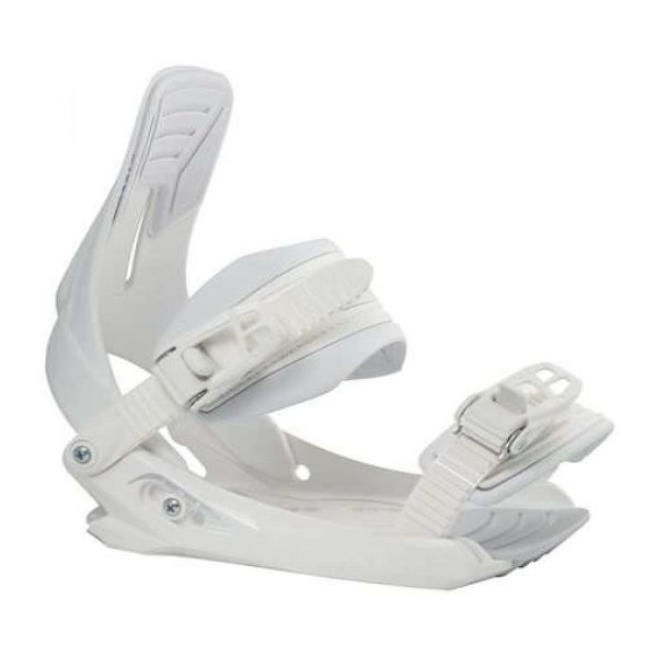 Legaturi Snowboard Rage MP180 white S/M/L noi
