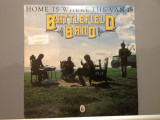 BATTLEFIELD BAND - HOME IS WHERE.. (1978 / POLYDOR REC/ RFG ) - VINIL/VINYL