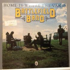 BATTLEFIELD BAND - HOME IS WHERE.. (1978 / POLYDOR REC/ RFG ) - VINIL/VINYL