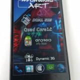 Telefon NGM Forward ART DUAL SIM Quad-Core 1.3Ghz 4GB 1GB RAM 3G Neverlocked