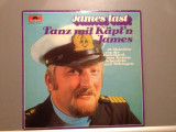 James Last - Dance With Captain James(1982/Polydor/ RFG )- Vinil/Vinyl/Impecabil | arhiva Okazii.ro