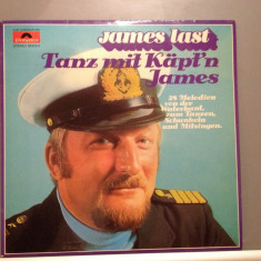 James Last - Dance With Captain James(1982/Polydor/ RFG )- Vinil/Vinyl/Impecabil, universal records