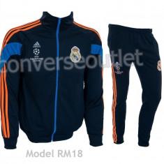 Trening ADIDAS conic Real Madrid pentru COPII 8 -15 ani - Model nou Pret special, Marime: M, XL, XXL, Culoare: Din imagine