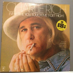 Charlie Rich - Every Time ... (1975 / CBS Rec/ Holland) - Vinil/Vinyl/Impecabil - Muzica Country Columbia