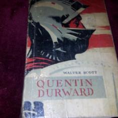 WALTER SCOTT - QUENTIN DURWARD /TD