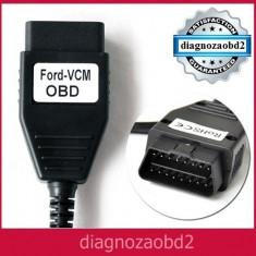 Interfata diagnoza auto tester Ford OBD mini VCM – Ford – Mazda lb. en. maghiara