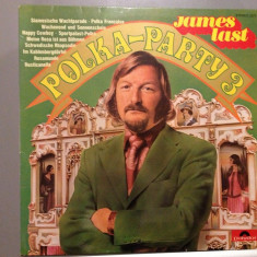 James Last - Polka Party 3 (1974/Polydor/ RFG )- Vinil/Vinyl/Impecabil - Muzica Dance universal records