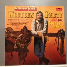 James Last - Western Party (1977/ Polydor/ RFG ) - Vinil/Vinyl/Impecabil - Muzica Dance universal records