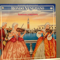 Rondo Veneziano - Fantasia Veneziana(1986/RCA rec/ RFG ) - VINIL/VINYL/IMPECABIL - Muzica Clasica ariola